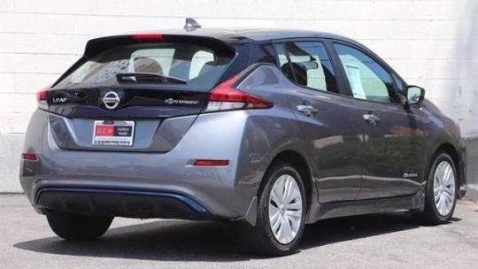 2018 Nissan LEAF 1N4AZ1CP7JC302190