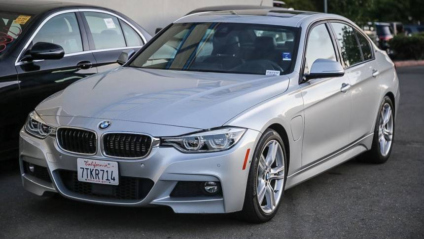 2016 BMW 3 Series WBA8E1C5XGK479797