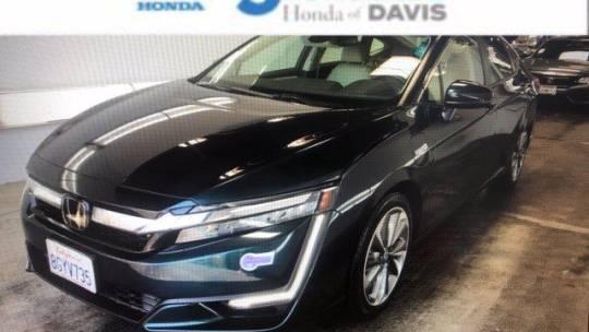 2018 Honda Clarity JHMZC5F38JC023585