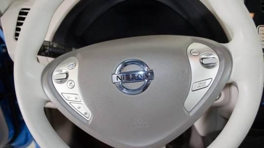 2011 Nissan LEAF JN1AZ0CP6BT005209