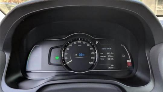 2018 Hyundai IONIQ KMHC75LH0JU023839