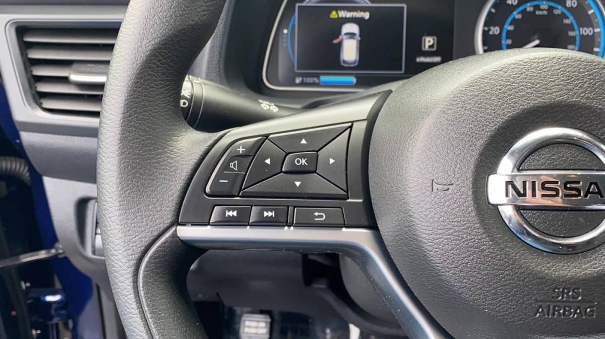 2019 Nissan LEAF 1N4BZ1CP5KC313324