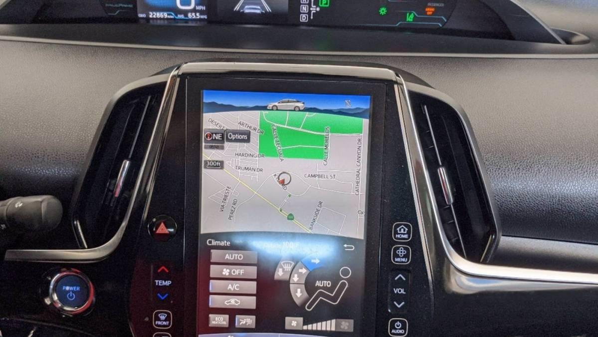 2018 Toyota Prius Prime JTDKARFP2J3091190