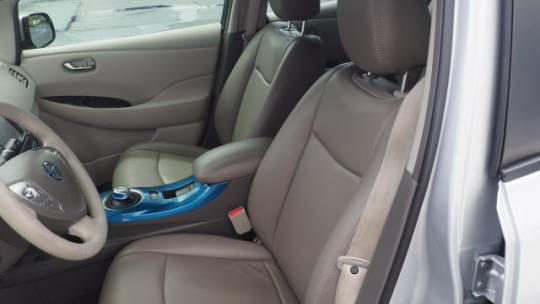 2011 Nissan LEAF JN1AZ0CP2BT008771