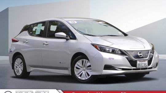 2019 Nissan LEAF 1N4AZ1CP8KC312650