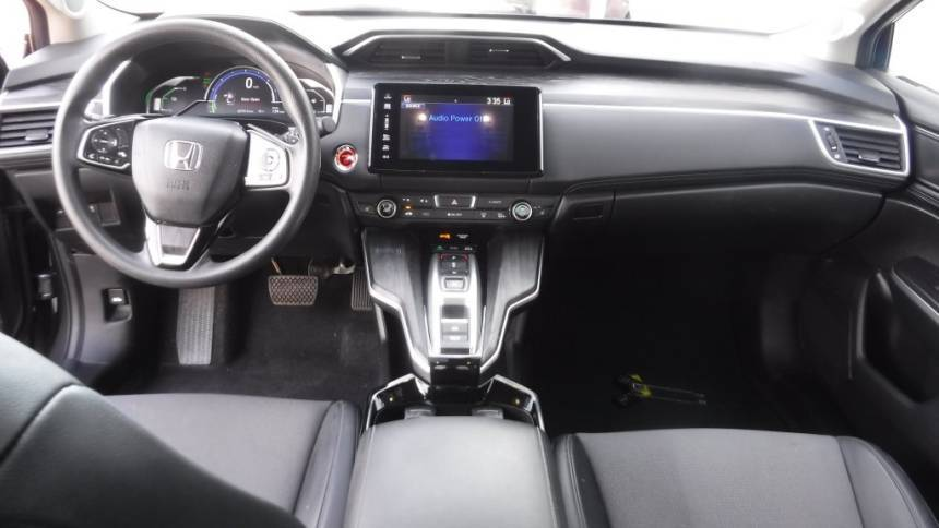 2018 Honda Clarity JHMZC5F14JC011738