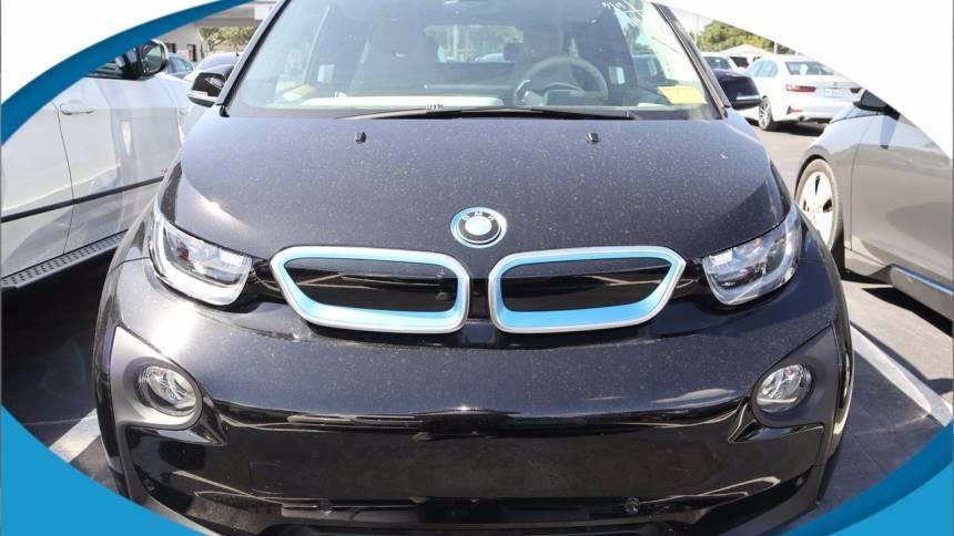2017 BMW i3 WBY1Z8C38HV895376