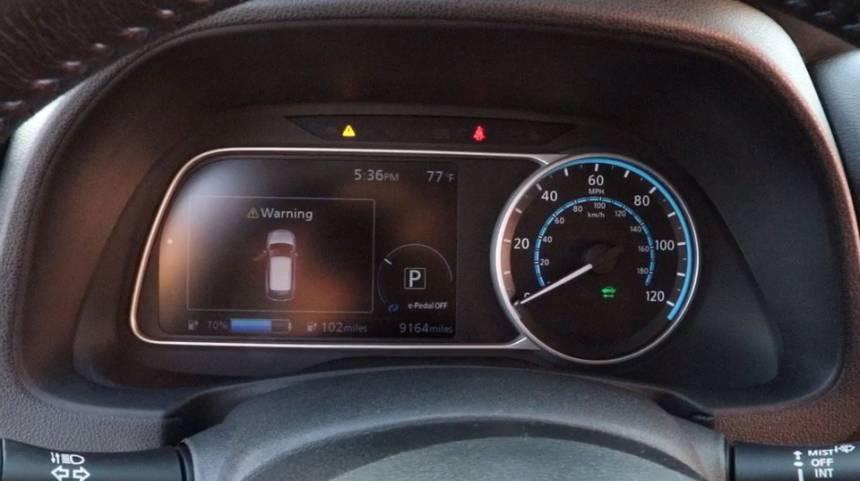 2018 Nissan LEAF 1N4AZ1CP2JC303201