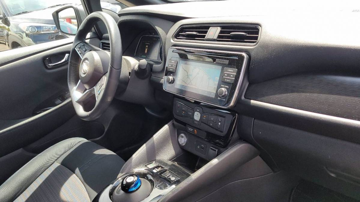 2019 Nissan LEAF 1N4AZ1CP6KC302229