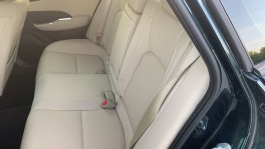 2018 Honda Clarity JHMZC5F34JC006699