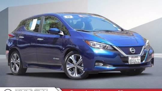 2018 Nissan LEAF 1N4AZ1CP0JC303083