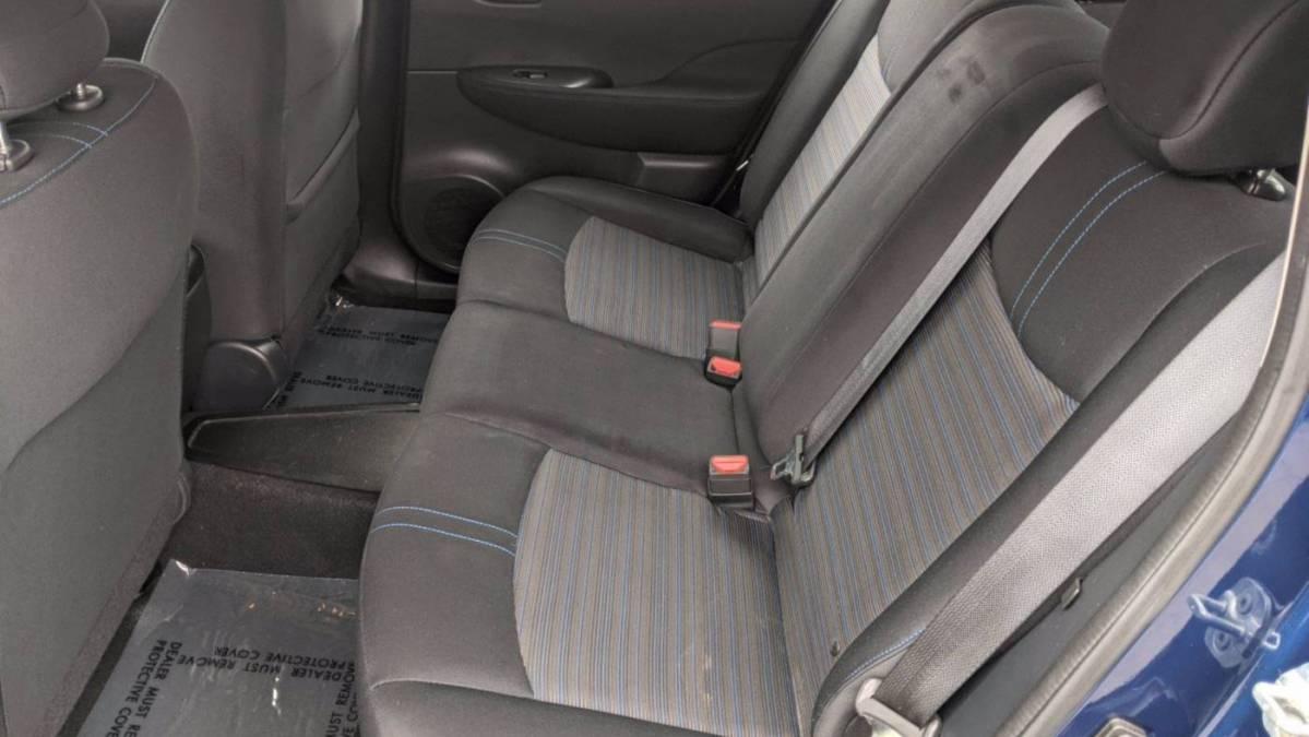 2018 Nissan LEAF 1N4AZ1CP6JC311706