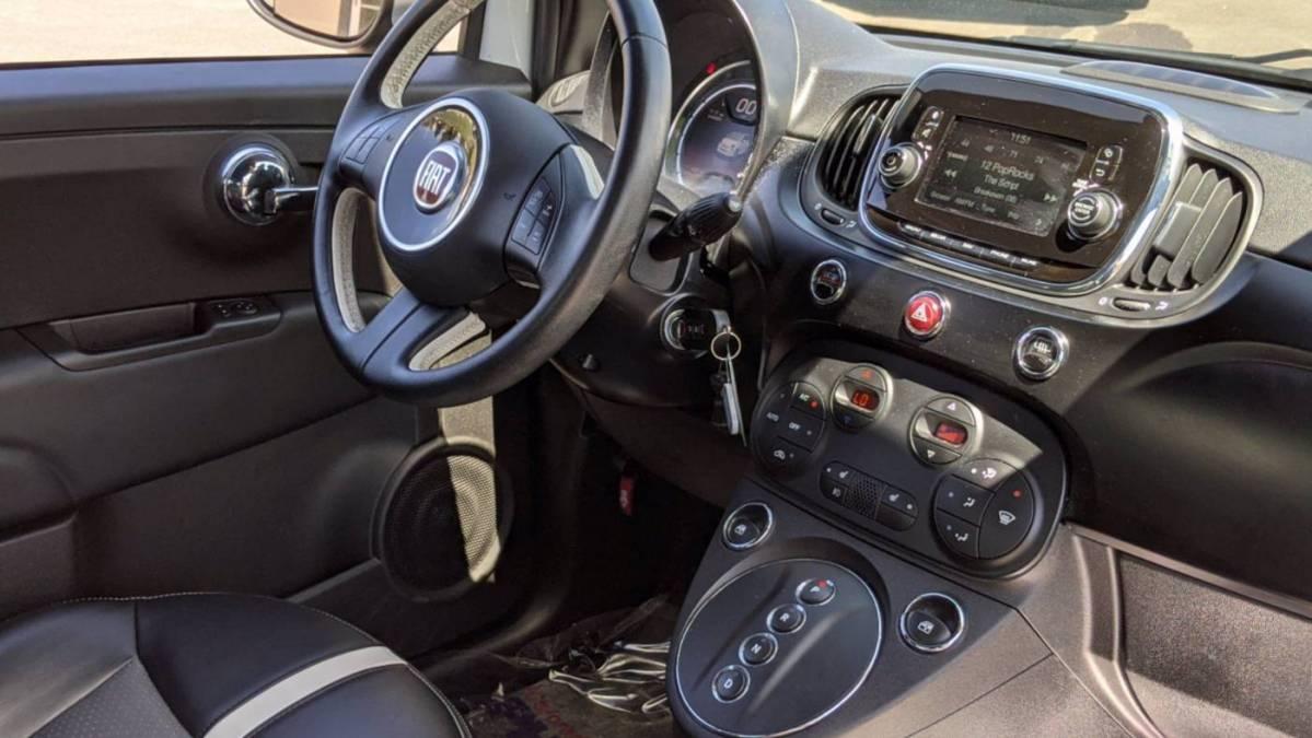 2017 Fiat 500e 3C3CFFGE7HT600677