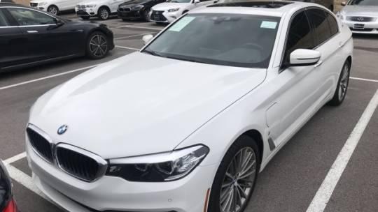 2018 BMW 5 Series WBAJA9C55JB252617