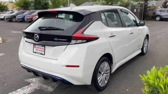 2019 Nissan LEAF 1N4AZ1CP3KC306044