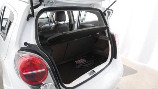 2015 Chevrolet Spark KL8CK6S09FC795766