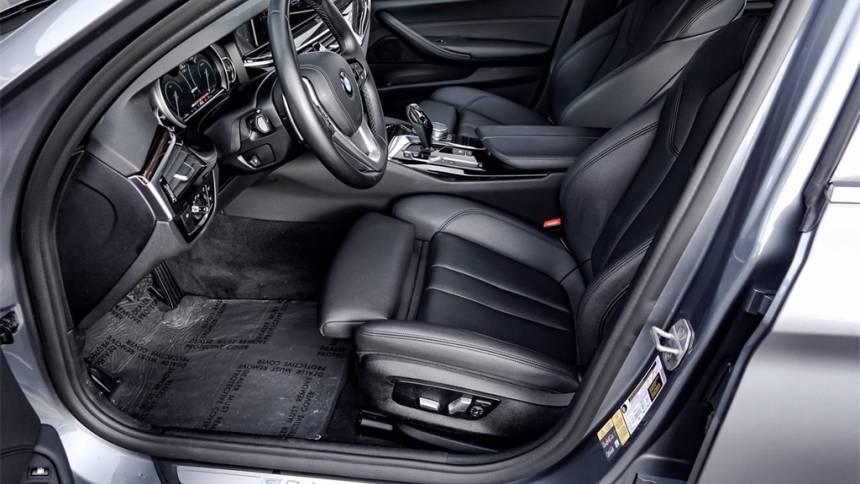 2018 BMW 5 Series WBAJA9C55JB250432