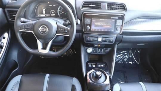 2018 Nissan LEAF 1N4AZ1CP1JC304940