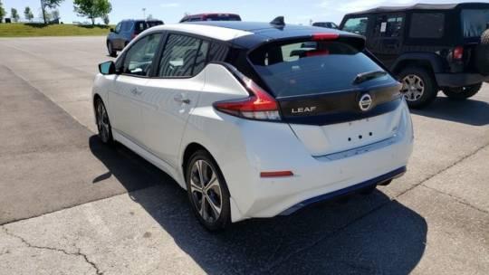 2020 Nissan LEAF 1N4AZ1CP8LC304954
