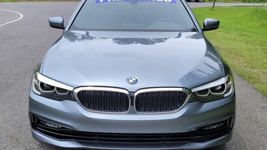2018 BMW 5 Series WBAJA9C59JB034552