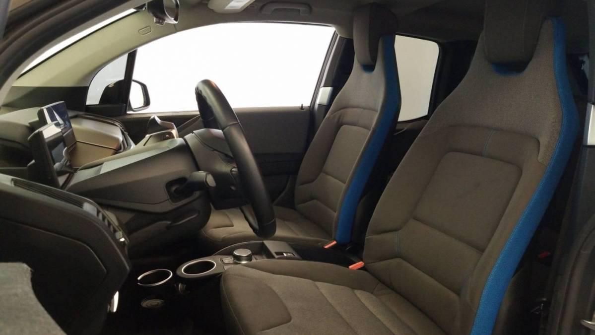2018 BMW i3 WBY7Z4C53JVD96997
