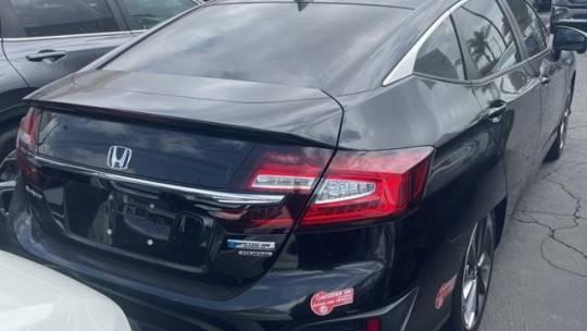 2018 Honda Clarity JHMZC5F33JC002966