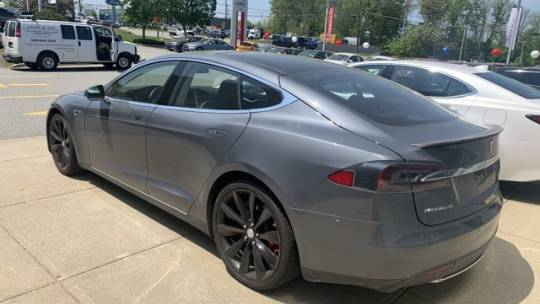 2014 Tesla Model S 5YJSA1H10EFP39774