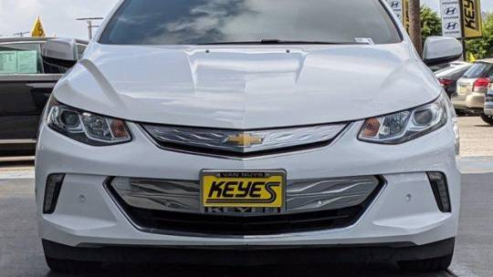 2018 Chevrolet VOLT 1G1RD6S57JU116807