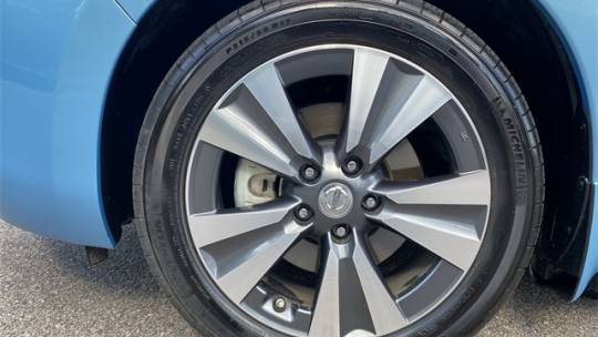 2015 Nissan LEAF 1N4AZ0CP3FC321563