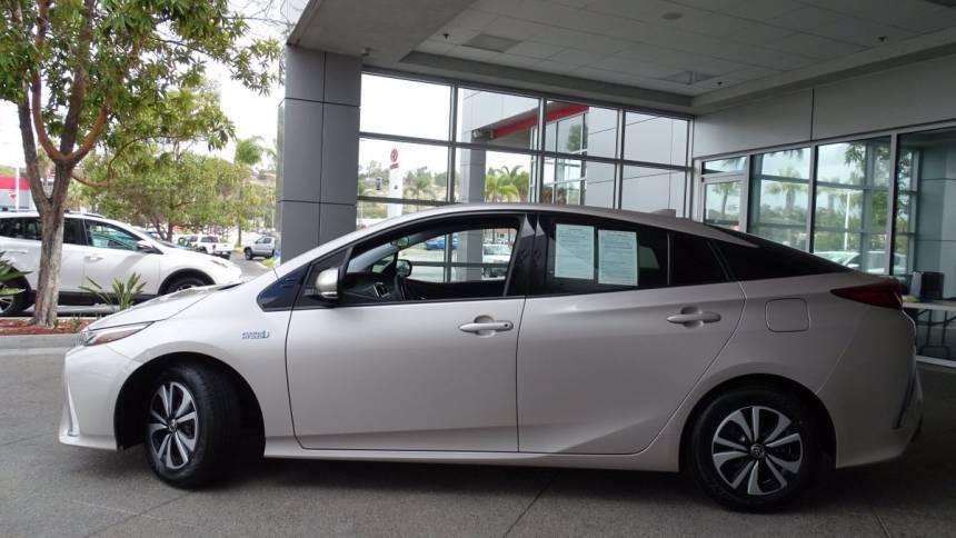 2018 Toyota Prius Prime JTDKARFP8J3088990