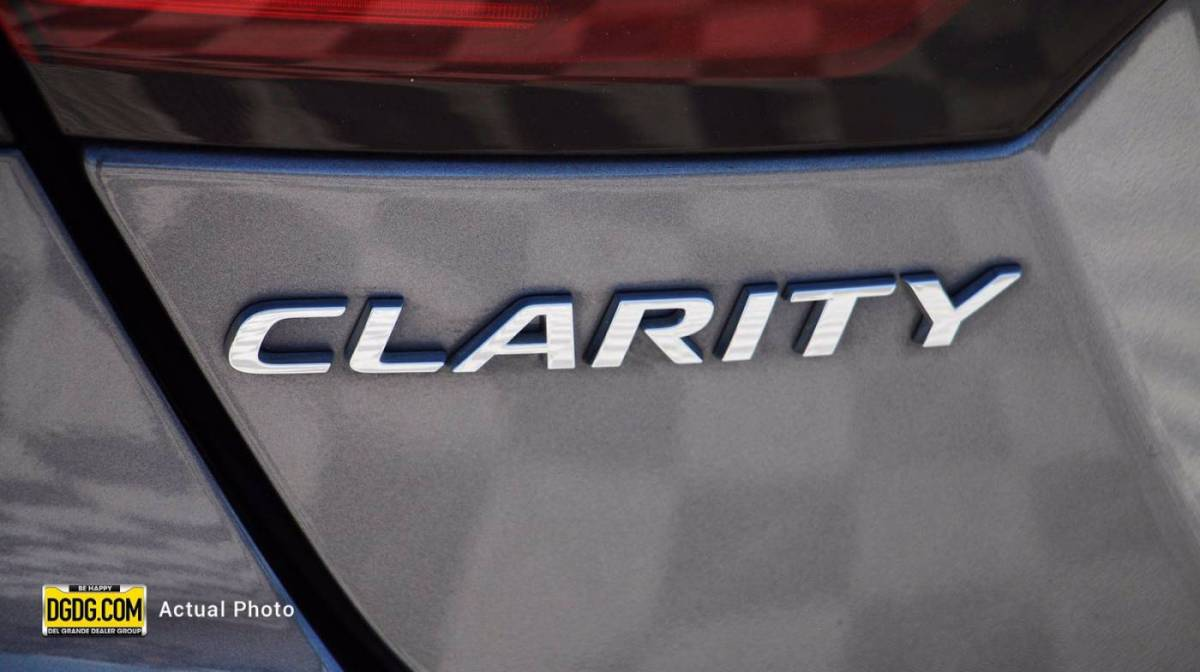 2018 Honda Clarity JHMZC5F12JC007090