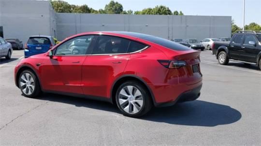 2021 Tesla Model Y 5YJYGDEE5MF099318