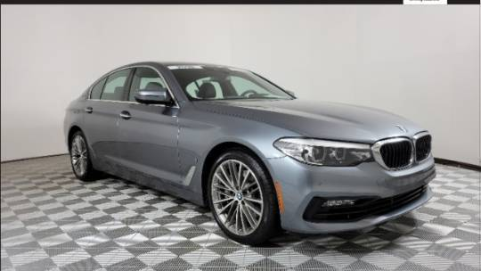 2018 BMW 5 Series WBAJB1C55JB085514