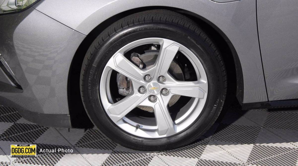 2018 Chevrolet VOLT 1G1RC6S56JU140499