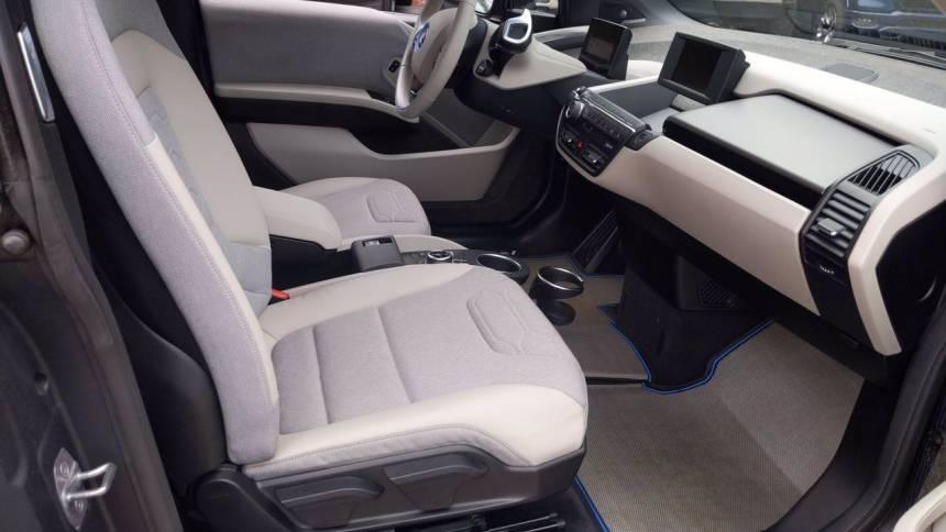 2018 BMW i3 WBY7Z4C57JVD95433