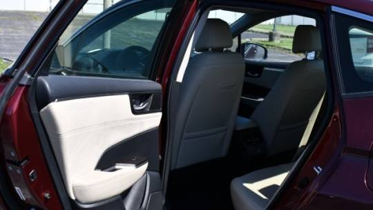 2018 Honda Clarity JHMZC5F30JC007820