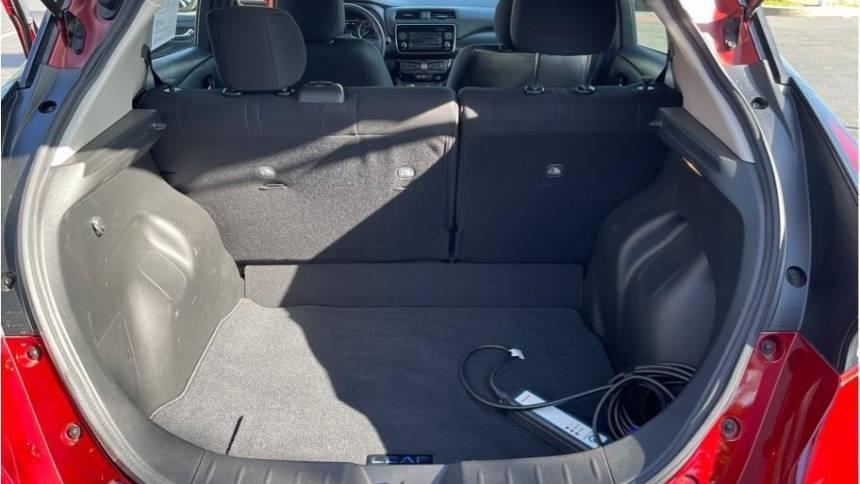 2019 Nissan LEAF 1N4AZ1CP7KC305527
