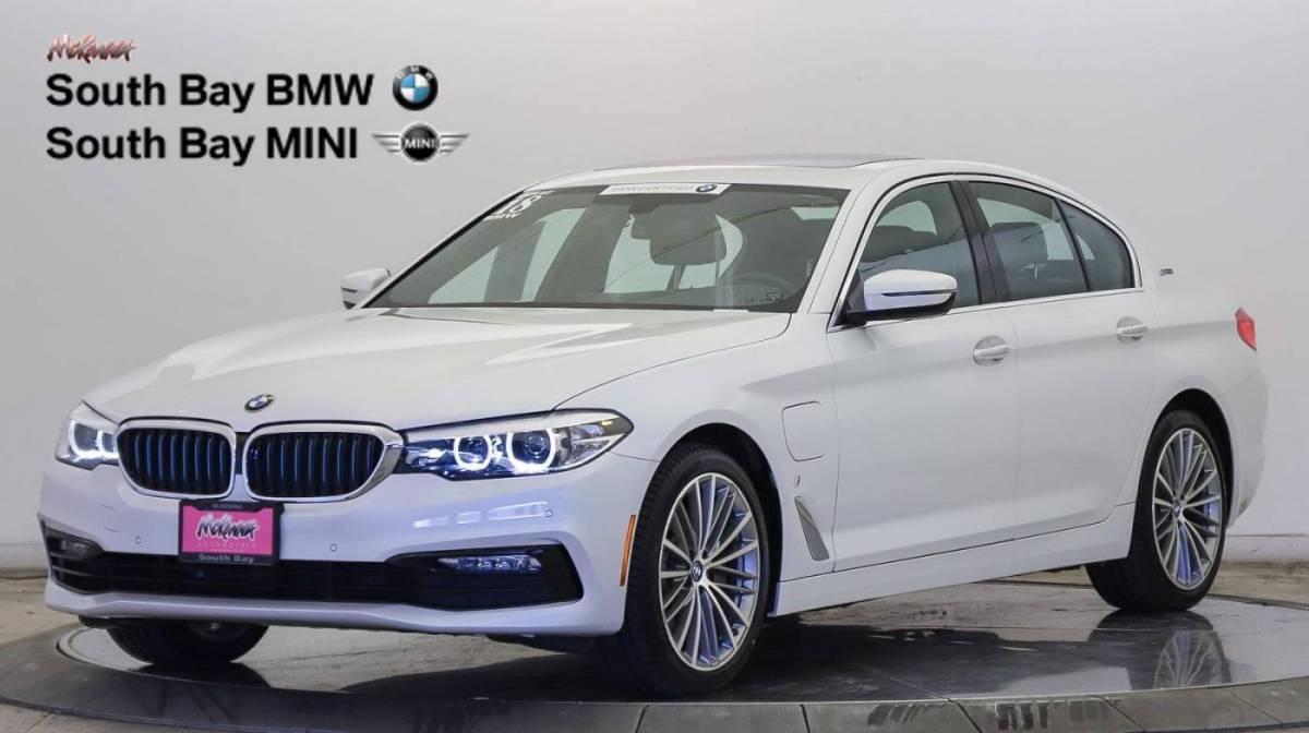 2018 BMW 5 Series WBAJA9C52JB250551