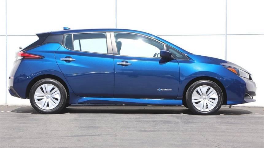 2018 Nissan LEAF 1N4AZ1CP1JC309605