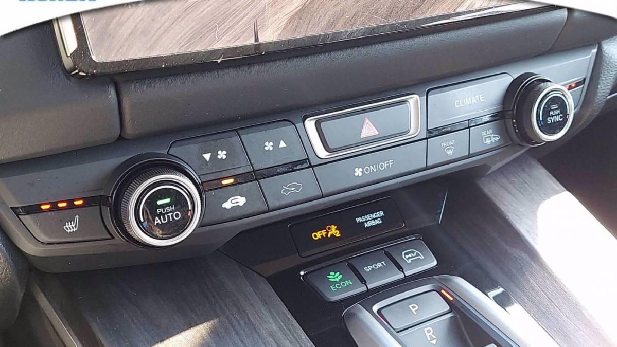 2018 Honda Clarity JHMZC5F15JC023171