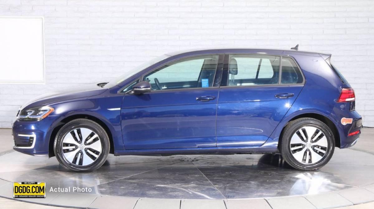 2019 Volkswagen e-Golf WVWPR7AU7KW914664