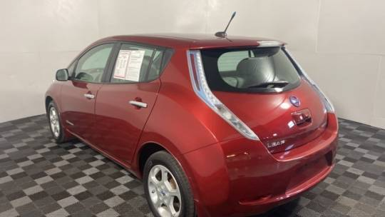 2013 Nissan LEAF 1N4AZ0CP8DC406881