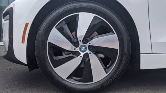 2018 BMW i3 WBY7Z4C52JVD96991