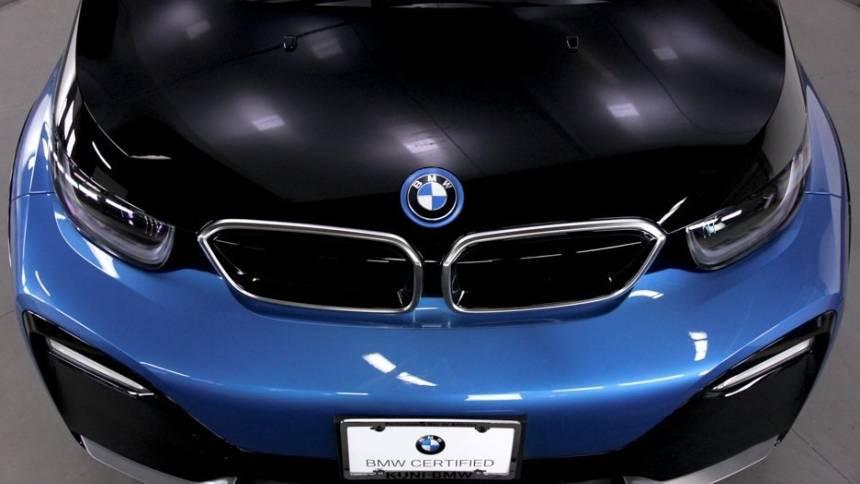 2018 BMW i3 WBY7Z6C56JVB96899
