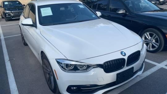 2018 BMW 3 Series WBA8E1C54JA756408