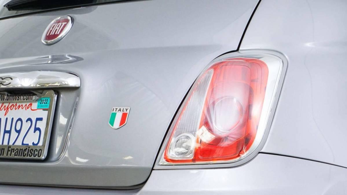 2015 Fiat 500e 3C3CFFGE7FT672749