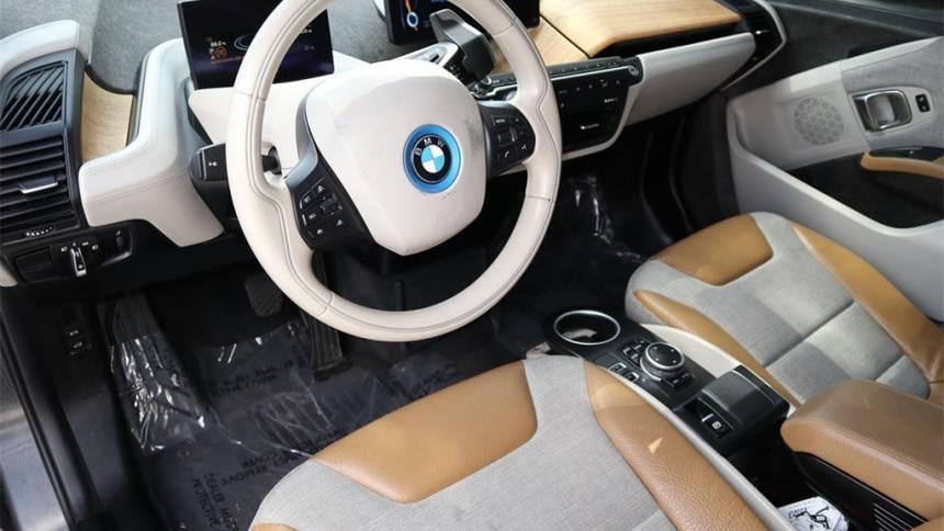 2014 BMW i3 WBY1Z2C54EVX51995