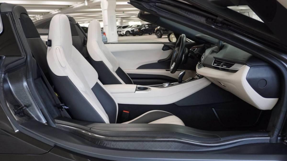 2019 BMW i8 WBY2Z6C5XK7D00987