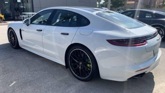 2018 Porsche Panamera WP0AE2A76JL177505