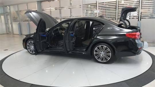 2018 BMW 5 Series WBAJA9C54JB249711